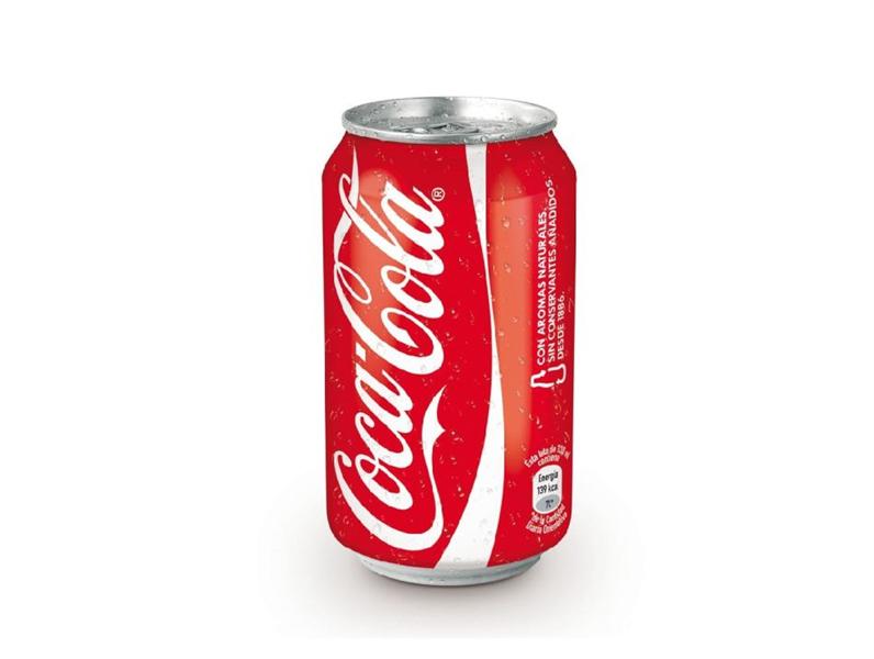 Coca Cola Lata · Pastamanía · ¡Nos Encanta Comer Bien